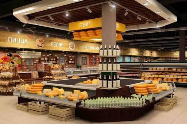 В Новосибирске открылись магазины SPAR и «Хороший выбор» вместо «Горожанок»