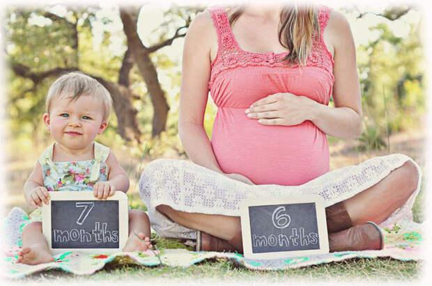 Картинки по запросу первая и вторая беременность отличия