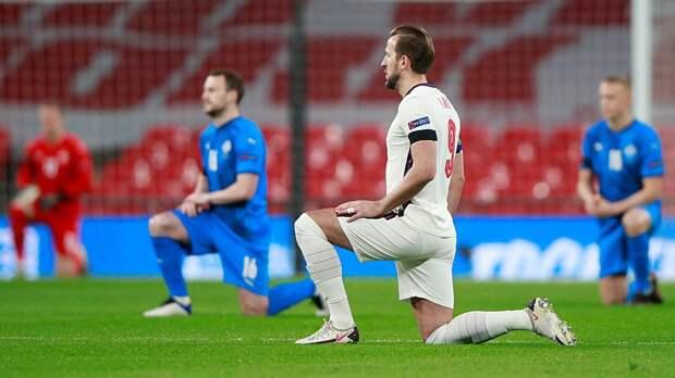Саутгейт: «Игроки сборной Англии на Евро перед каждым матчем будут вставать на колено»