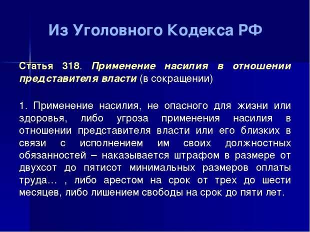 Семь пуль российской стабильности