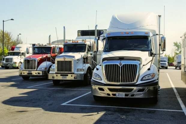 На российском рынке резко увеличились продажи грузовиков