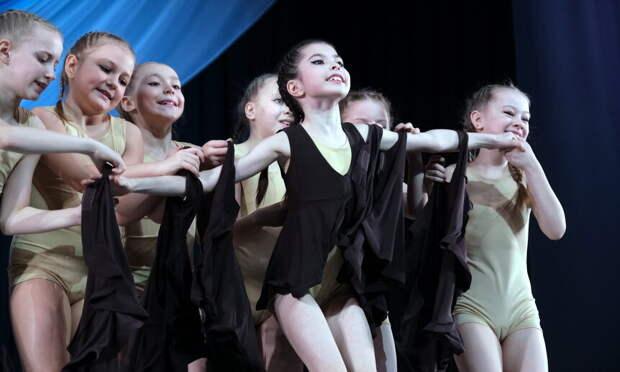 Любительский танец— это любовь!