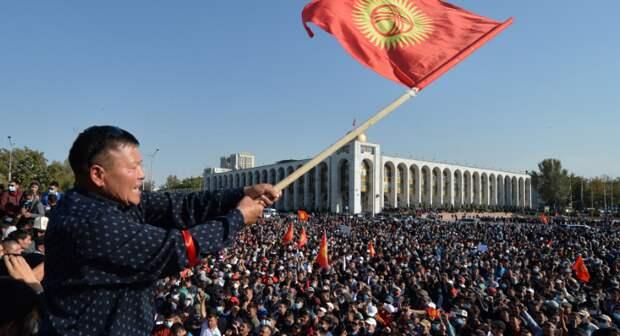 Киргизия: революция как нервный срыв