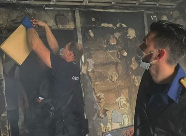 Смертельным пожаром в Севастополе занялся Следственный комитет