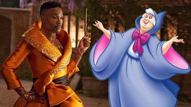 Как Фея стала темнокожим мужчиной: фильмы, удивившие выбором актеров