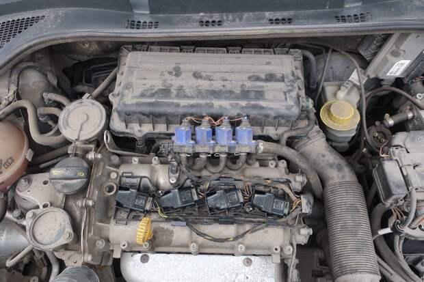 «Бензин больше не нужен?»: Владелец обычной легковушки рассказал, сколько он экономит с ГБО на метане