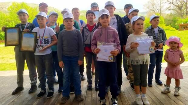 На территории ландшафтно-рекреационного парка «Урочище «Кизил-Коба» прошли «ЭКО-логичные игры»