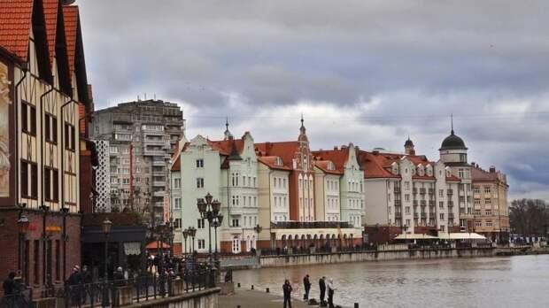 """""""Место с историей"""": Россиянин в красках описал свой отдых в Калининграде"""