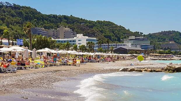 Цены на российских курортах выросли на 50-60%