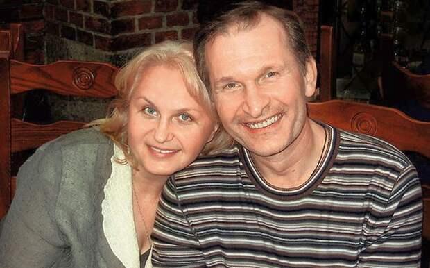 Фёдор и Ирина Добронравовы. / Фото: www.7days.ru