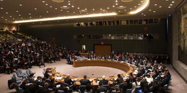 Члены конференции по Ливии представят итоговый документ в СБ ООН