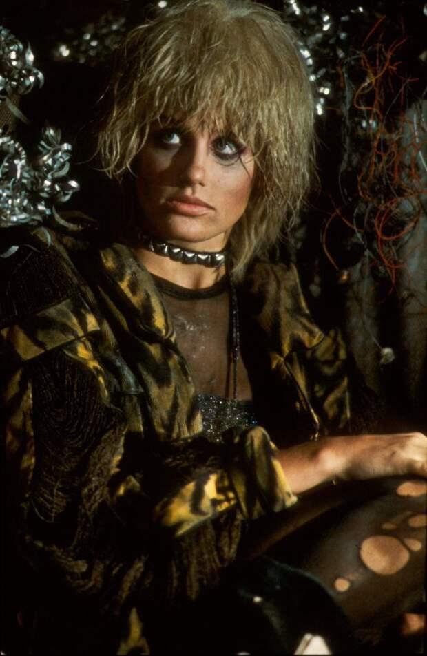 Красотка из 80-ых Дэрил Ханна