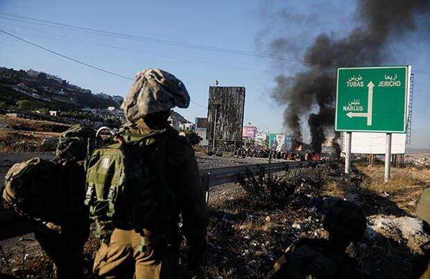 Власти Израиля одобрили прекращение огня по сектору Газа