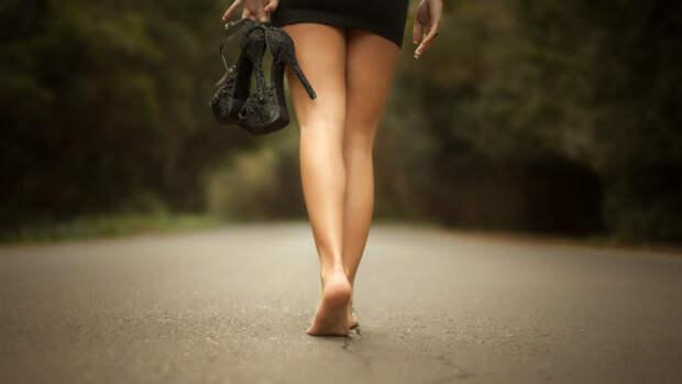 #Учёныйпривет. Ношение высоких каблуков повышает риск заболеть раком