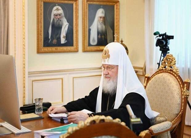Патриарх Кирилл. Осеннее контрнаступление