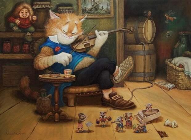 художник Александр Маскаев картины – 12