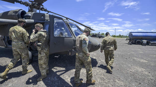В Британии разоблачили «странные» названия военных маневров НАТО