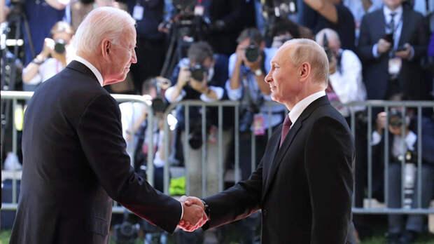 То, что осталось за кадром: Путин и Байден заключили Большую сделку