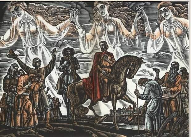 Домонгольская Русь в балладах А. К. Толстого