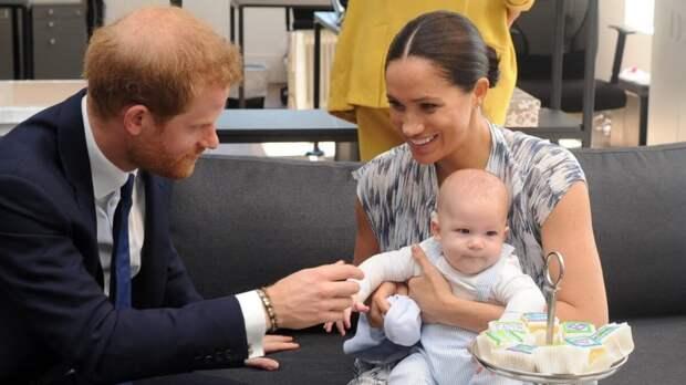 Меган Маркл и принц Гарри сделали трогательное пожертвование в день рождения сына