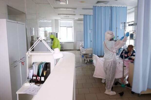 В России за сутки количество заболевших коронавирусом увеличилось на 8 053