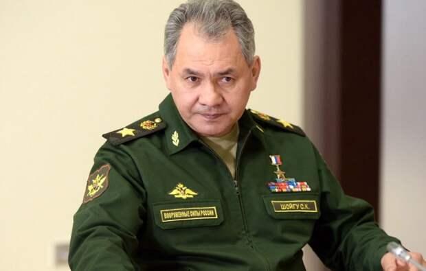 Сергей Шойгу описал самую страшную внутреннюю угрозу в России
