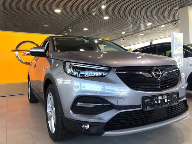Тихое возвращение Opel в России на примере фиаско Grandland X