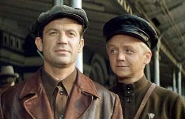 Кадр из фильма *Трактир на Пятницкой*, 1977   Фото: stuki-druki.com