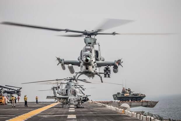 Госдеп США одобрил продажу Филиппинам военных вертолетов