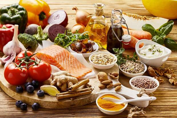 Принципы средиземноморской диеты