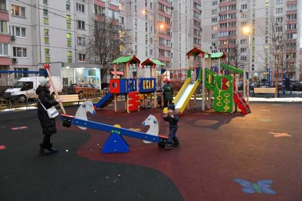 Игровое оборудование отремонтировали / Фото: Денис Афанасьев