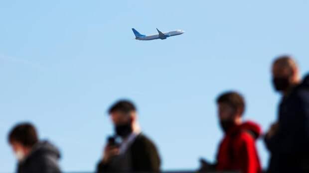 Россия с 25 мая возобновит авиасообщение с еще пятью странами
