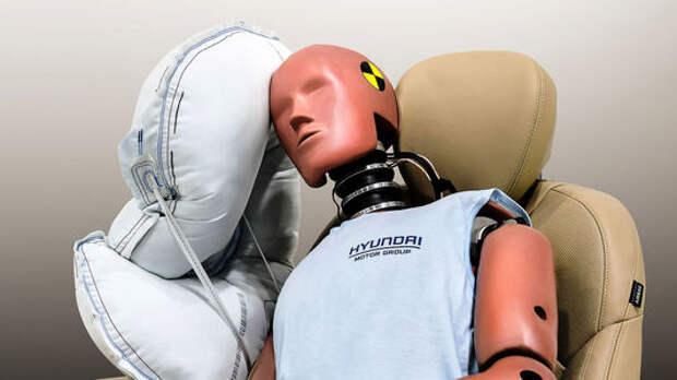 Новая подушка безопасности: теперь между водителем и пассажиром