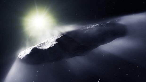 В Солнечной системе замечены 19 инопланетных объектов