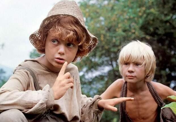 Обаятельный мальчишка из советского детства стал телевизионным зубром, история Федора Стукова