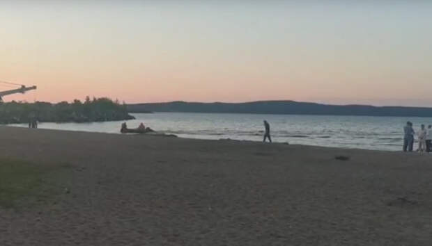 Найдены тела трех подростков, утонувших в Петрозаводске