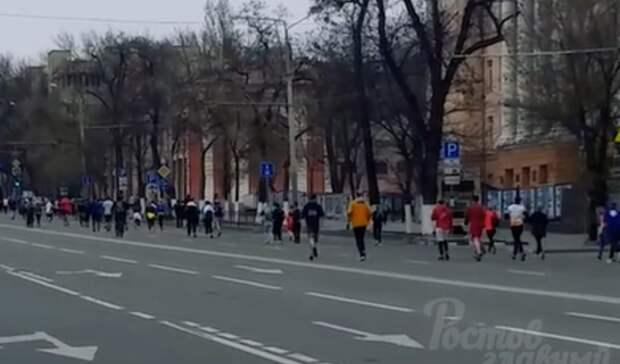 Участников забега «Ростовское кольцо 2021» раскритиковали заперекрытые дороги