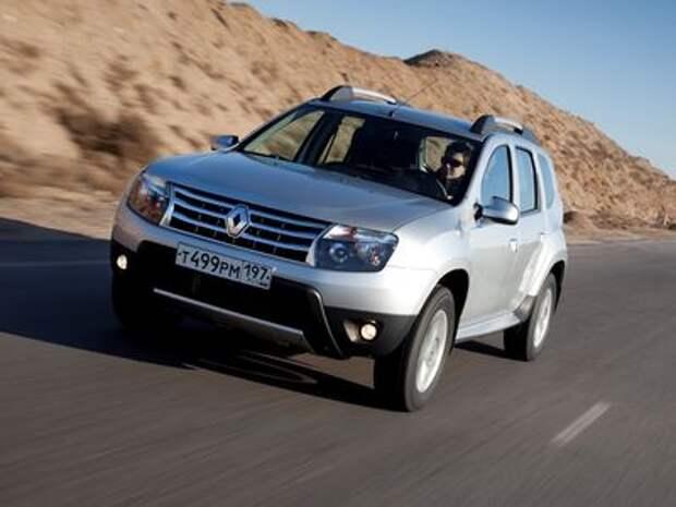 Новый Renault Duster: уже весной!
