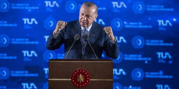 Турция отправляется на Луну