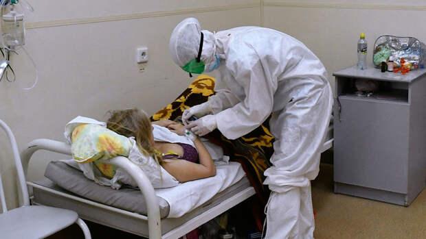 В России выявлено 13 397 новых случаев коронавируса