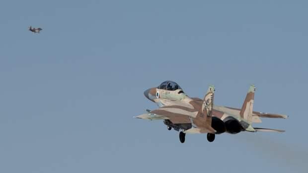 Девять палестинцев погибли из-за авиаударов ВВС Израиля по жилым районам Бейт-Хануна