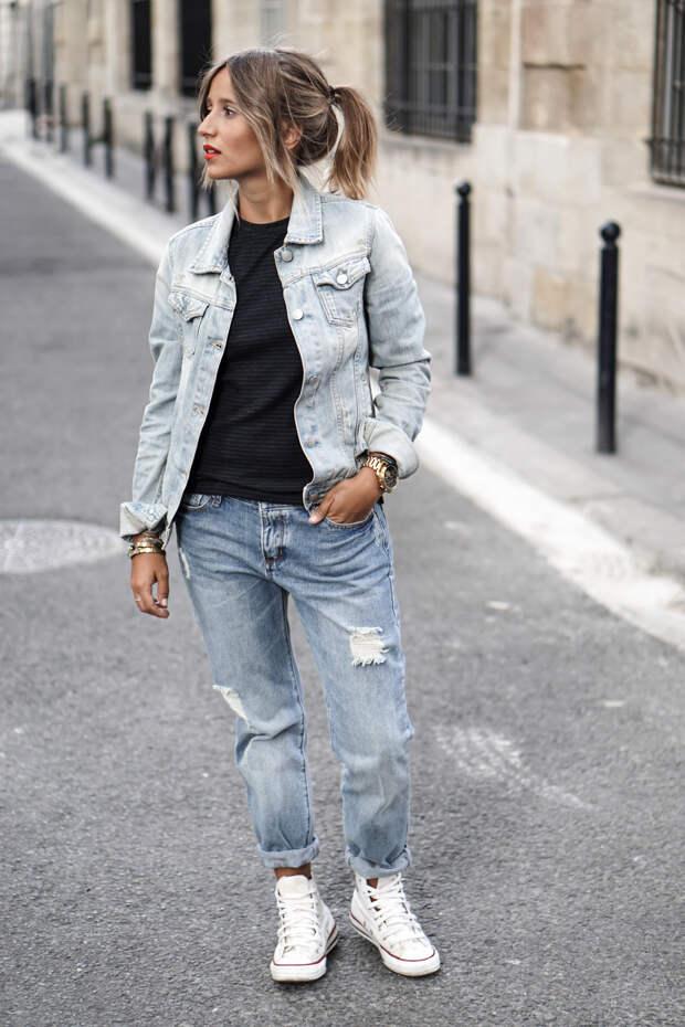модные джинсы, которые все будут носить этой осенью фото 15