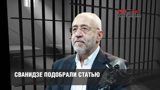 Николаю Сванидзе подобрали статью из УК РФ