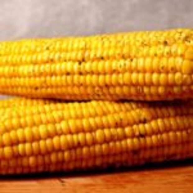 Интересный способ приготовить молодую кукурузу!