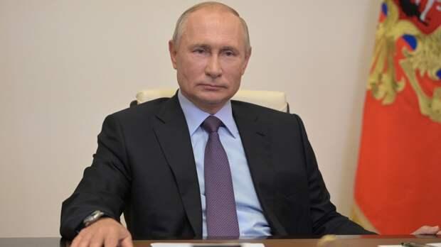 Президент России выступил за самостоятельное решение внутригосударственных проблем