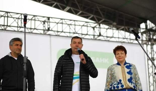 Всемирный день окружающей среды ростовчане отметили участием в«Зеленом марафоне»