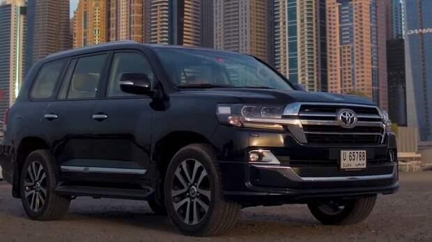 Прием заявок на новый Land Cruiser 300 открывается в июле