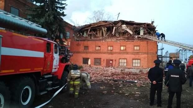 Двое пострадали из-за обрушения смотровой площадки под Калининградом