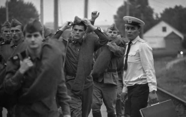 Калининград, 1980-е. Дмитрий Вышемирский,  1985 год, Калининградская область, их архива Дмитрия Вышемирского.
