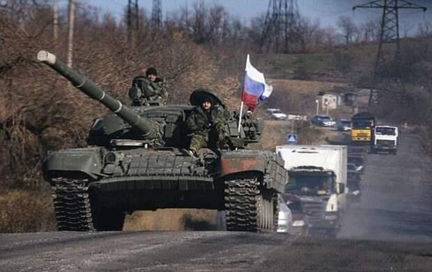 Порошенко назвал число танков России на Донбассе